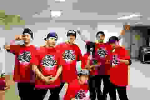 Nhóm B-boy 20th Century sẽ biểu diễn trong Ngày văn hoá Hàn Quốc tại Đà Lạt