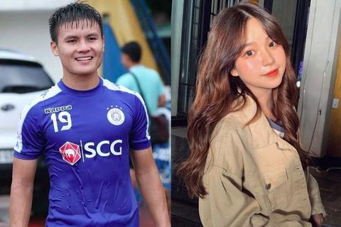 Fans xôn xao tin đồn tuyển thủ Quang Hải có bạn gái mới