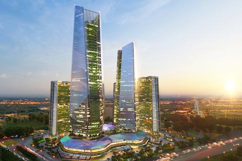 Những dự án khẳng định vị thế của Sunshine Homes tại Hà Nội