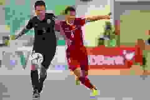 Đội tuyển futsal Việt Nam dừng bước trước Thái Lan tại bán kết giải Đông Nam Á