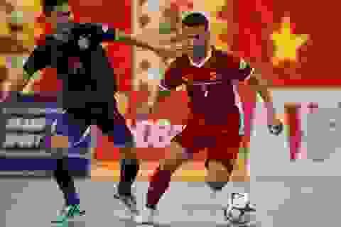 Futsal Việt Nam quyết thắng Myanmar để giành vé dự giải châu Á