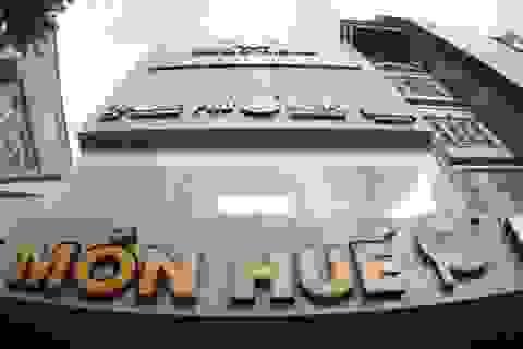 Nhóm nhà đầu tư Món Huế: Chúng tôi nhận thông tin ông Huy Nhật vẫn đang ở Việt Nam