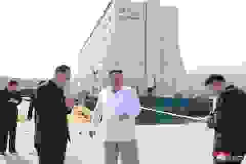 Triều Tiên yêu cầu Hàn Quốc dỡ bỏ công trình biểu tượng hợp tác chung