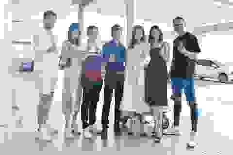 Yến Trang đi thi Hoa hậu Châu Á