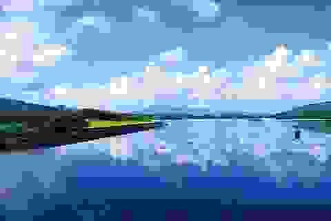Khám phá hồ Việt An - phong cảnh hữu tình miền trung du xứ Quảng