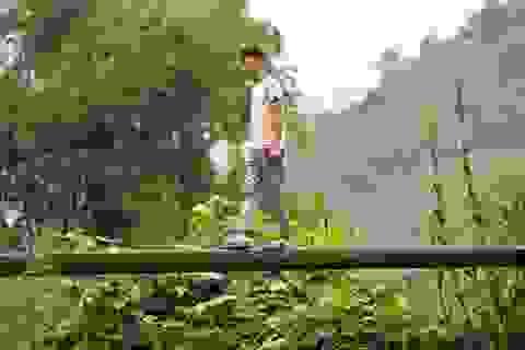 """Tuyên Quang: Người dân như """"làm xiếc"""" trên dây mỗi khi lũ về"""