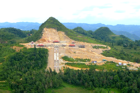 Bộ Văn hoá lên tiếng về việc xẻ núi xây khu văn hóa tâm linh gần di tích Cột cờ Lũng Cú