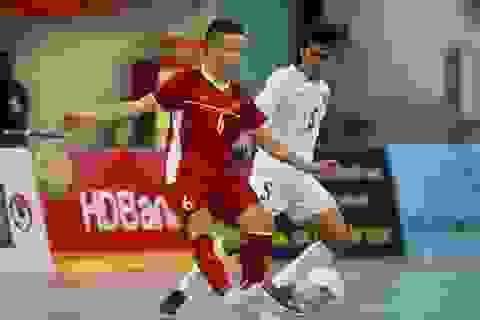 Thắng Myanmar 7-3, đội tuyển futsal Việt Nam giành vé dự giải châu Á