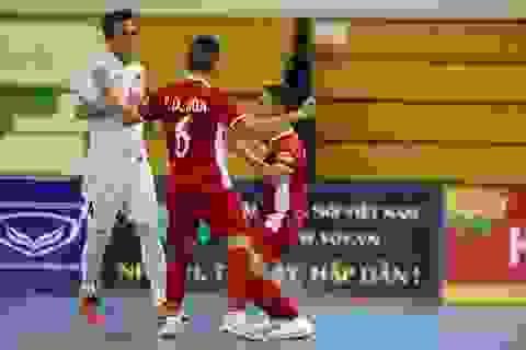 Những khoảnh khắc đội tuyển futsal Việt Nam giành vé dự giải châu Á