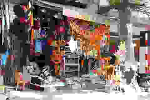 Thị trường Halloween: Tràn ngập sản phẩm xuất xứ từ Trung Quốc