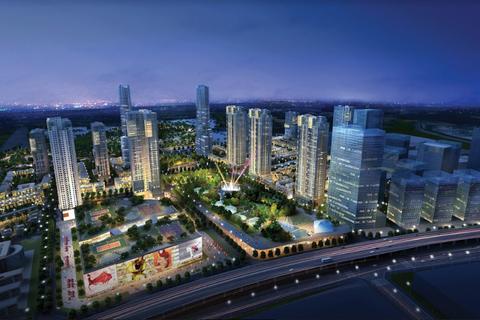 Xuất hiện điểm đến thương mại và văn hóa lớn ở trung tâm phía Tây Hà Nội