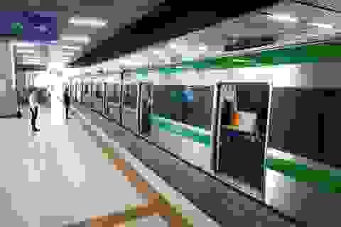 Ngày 1/11, vận hành thử nghiệm toàn hệ thống đường sắt Cát Linh - Hà Đông