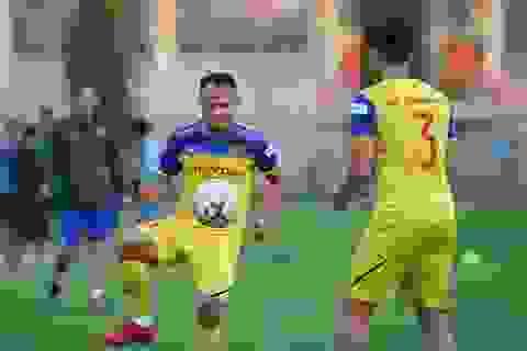 Trọng Hoàng muốn được cùng U22 Việt Nam giành HCV SEA Games 30