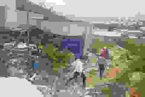 Vùng từng xảy ra lở núi kinh hoàng nháo nhào di tản tránh bão số 5