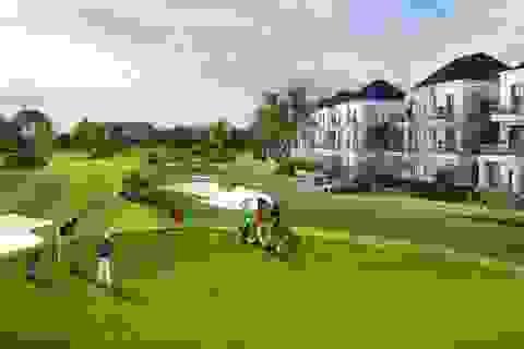 Bung tỏa sức nóng từ sự kiện định hướng và kick-off West Lakes Golf & Villas