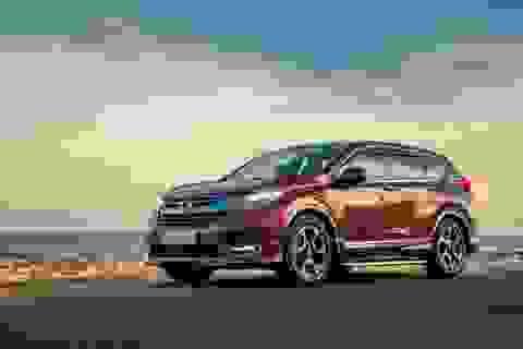 """Những """"điểm nhấn"""" nâng tầm đẳng cấp trên Honda CR-V"""