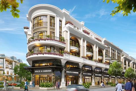 Nhà phố thương mại tăng giá liên tục vì sao?