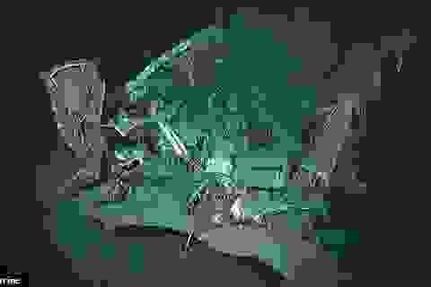 Tìm thấy xác tàu chiến Mỹ ở độ sâu hơn 6.000 mét dưới đáy biển