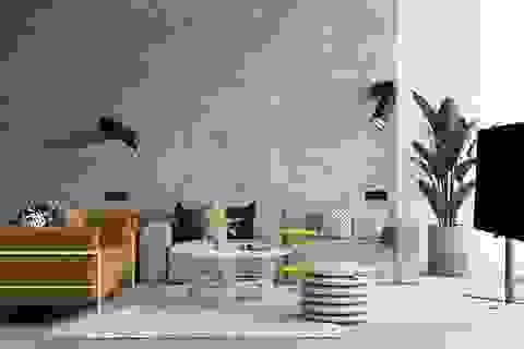 Căn hộ thiết kế tối giản, mộc mạc nhưng vẫn đẹp sang trọng