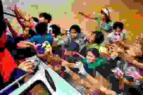 Nhìn lại hình ảnh trận lũ kinh hoàng năm 1999 cướp sinh mạng 352 người