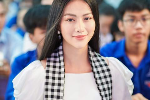 Điều gì khiến Phương Khánh muốn thành người truyền cảm hứng?