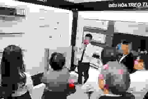 Panasonic khai trương trung tâm đào tạo về điều hòa đầu tiên tại Hà Nội