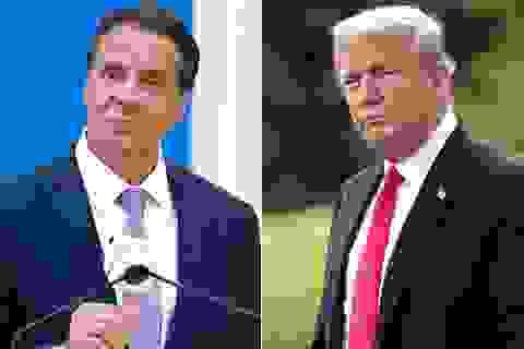 """Thống đốc New York nói """"thoát nợ"""" sau khi ông Trump chuyển nơi thường trú"""