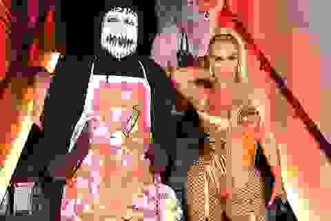 Coco Austin bốc lửa hóa trang thành Madonna