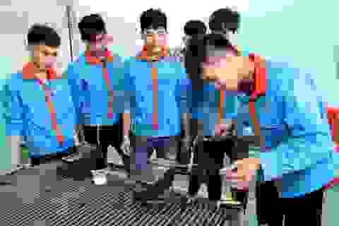 Chọn nghề trên thiết bị di động: Kết quả tuyển sinh tăng 12%