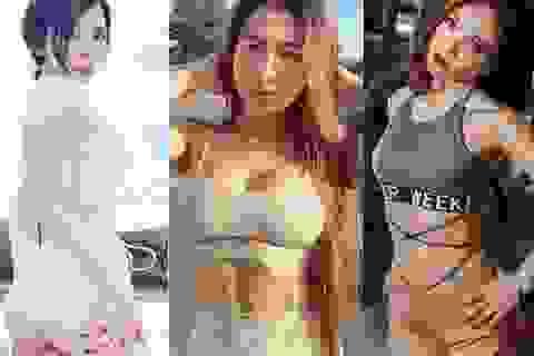 """""""Trả thù"""" vì người yêu bỏ do xấu, 3 cô gái lột xác nóng bỏng, thành hot gymer Việt"""