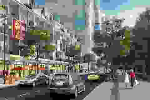 Shophouse tại các khu đô thị lớn: Giá trị sinh lời bền vững