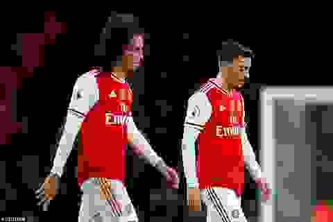 """Arsenal 1-1 Wolves: """"Pháo thủ"""" lại ăn trái đắng"""