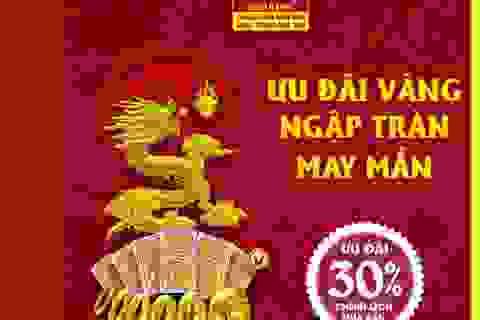 """Vàng rồng Thăng Long tiện ích như """"chiếc thẻ ngân hàng"""" cùng ưu đãi hấp dẫn"""