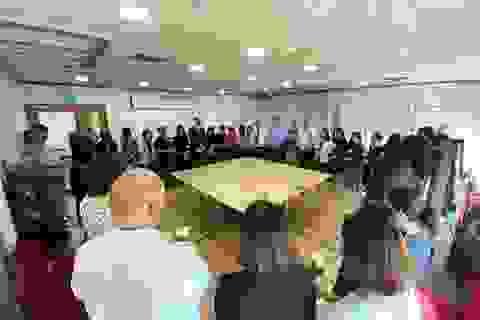 Đại sứ quán Anh tại Việt Nam tưởng niệm 39 nạn nhân trong xe tải
