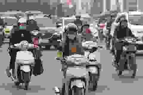 """""""Bụi do khí thải phương tiện giao thông gây ra các bệnh như hút thuốc lá"""""""