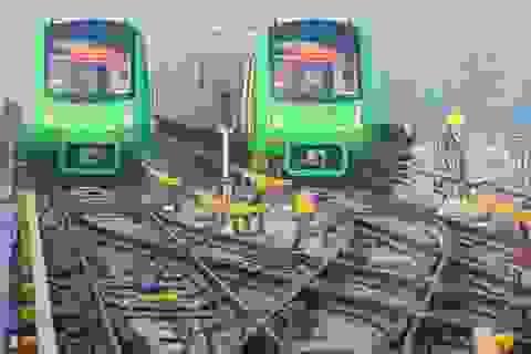 Nghiên cứu thanh tra đường sắt Cát Linh - Hà Đông trong năm 2020