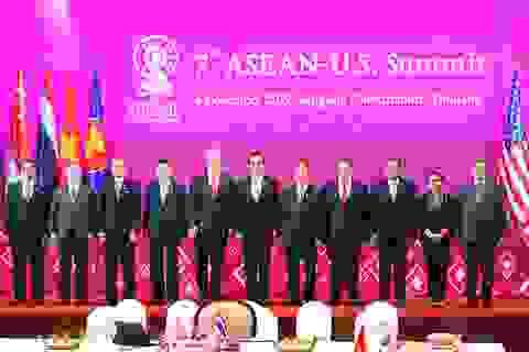 Lập trường về Biển Đông được khẳng định tại hội nghị cấp cao ASEAN – Hoa Kỳ