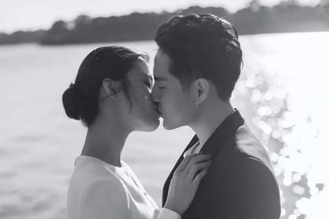 Đông Nhi - Ông Cao Thắng tung ảnh cưới ngọt ngào