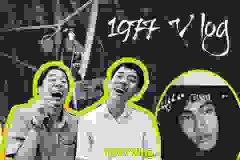 Chỉ bằng 4 clip, nhóm 1977 Vlog đã đạt Nút Vàng Youtube