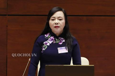 Bộ trưởng Nguyễn Thị Kim Tiến: Chênh lệch y tế vùng sâu và thành thị sẽ dần cải thiện
