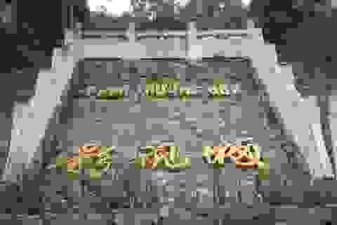 """Những hình ảnh bên trong công trình """"bí ẩn"""" trên núi ở Lạng Sơn"""