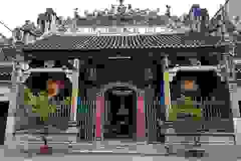 Chiêm ngưỡng Hội quán cổ kính, trên trăm năm tuổi giữa lòng Chợ Lớn - Sài Gòn