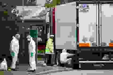39 người tử vong trong container ở Anh đều là người Việt Nam