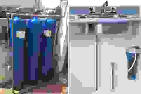 Chuyên gia hướng dẫn cách thiết kế hệ thống lọc nước toàn diện cho gia đình