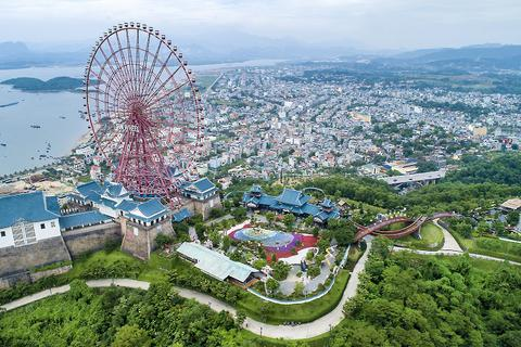 Sun World Halong Complex giảm hơn 50% giá vé cáp treo Nữ Hoàng cho du khách