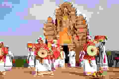 Tinh hoa văn hóa Chăm tái hiện tại Apec Mandala Grand Phú Yên
