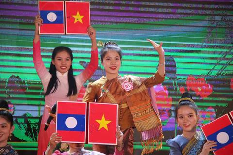 """Chung kết Cuộc thi """"Hùng biện tiếng Việt cho lưu học sinh Lào tại Việt Nam"""" 2019"""