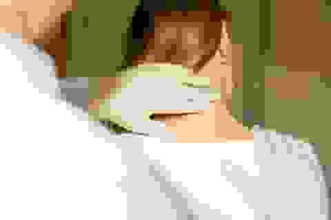 Bài tập phục hồi chức năng sau xạ trị ung thư đầu cổ