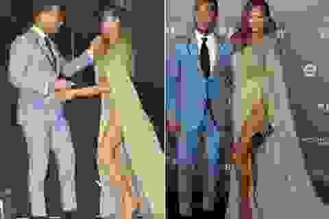 John Legend đưa vợ đẹp Chrissy Teigen dự tiệc
