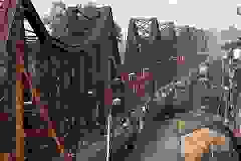 """Toàn cảnh 6 cây cầu """"huyết mạch"""" bắc qua sông Hồng"""